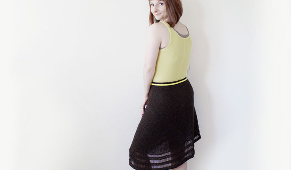 Heichi Skirt by Olgajazzy