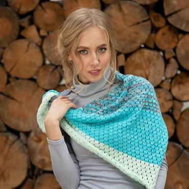 Indulgence Mini Shawl Kit