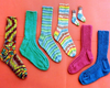 12A (Adult Socks II: Play on Ribs)