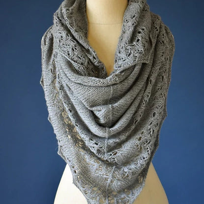 Slate Shawl Free PDF Download