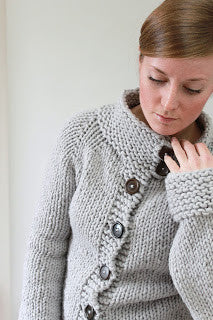 Twiggy Cardigan by Jane Richmond