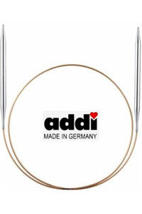 Addi Turbo Circular Needles (32, 40, 47 and 60 inch)