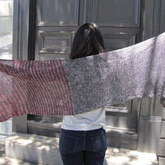 Licorice Shawl