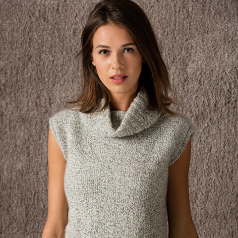 Berkshires Turtleneck Vest PDF