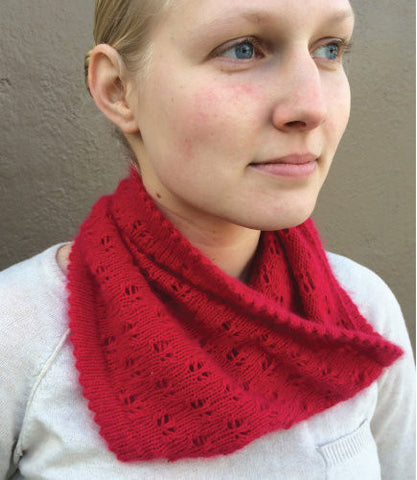 Butterfly Cowl