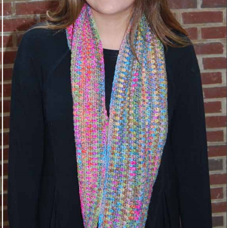 Crochet Infinity Cowl Free PDF Download