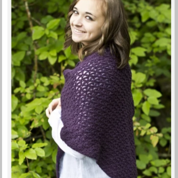 Down in the Delta Crocheted Shawl Free PDF Download