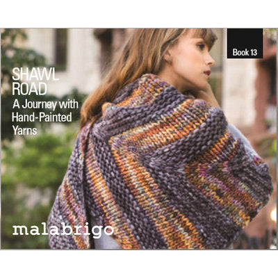 Malabrigo Book 13 Shawl Road**