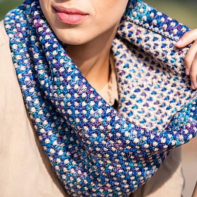 Dotty Cowl Crochet Free PDF Download
