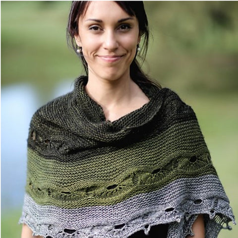 Odyssey Shawl Free PDF Download