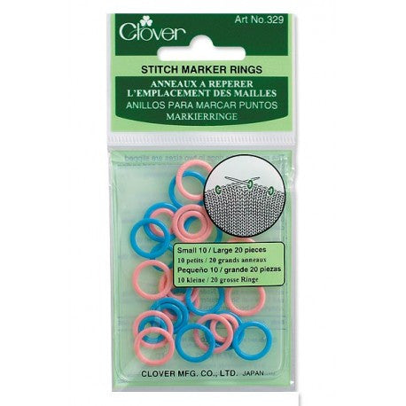 Clover 329 Ring Markers