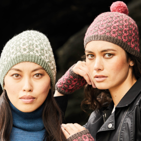 Ecuador Hat and Mitts Free PDF Download