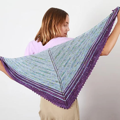 Margarita Shawl Free PDF Download