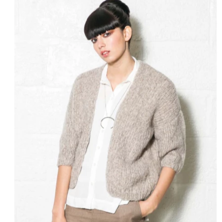 Sucre Cardigan Free PDF Download