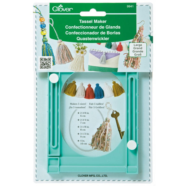 Clover 9941 Tassel Maker Large