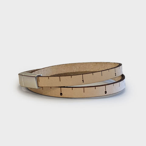 Wrist Ruler Thin Leather