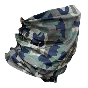 Stitch Snood - Jungle Camo