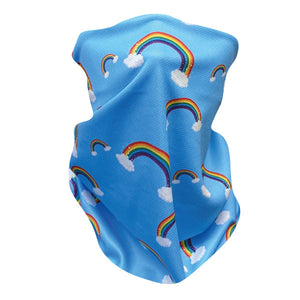 Stitch Snood - Rainbows - £1 will go to NHS Charities Together