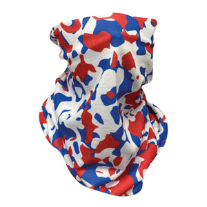 Stitch Snood - GB Camo