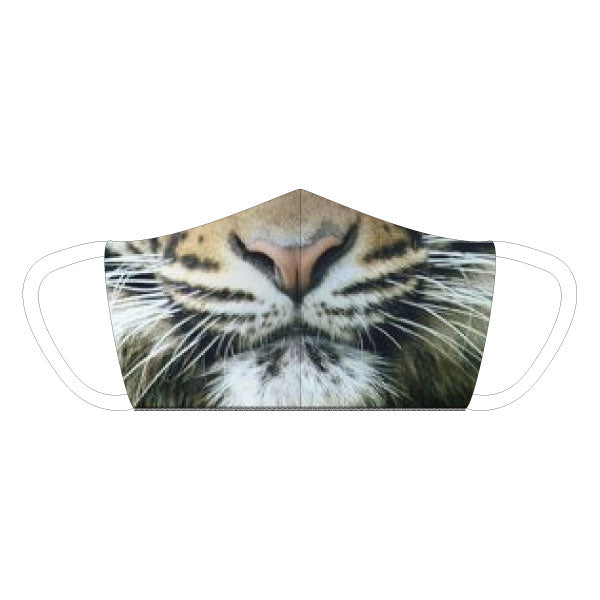 Stitch 4P Face Mask - Tiger King