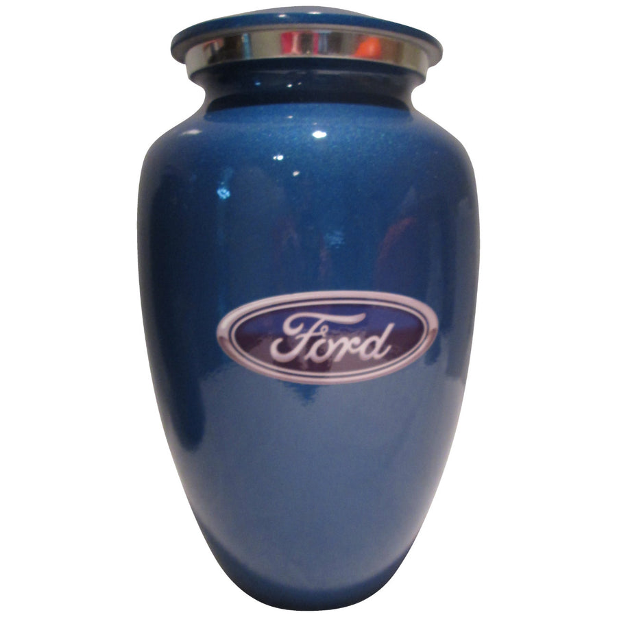 Classic Ford Classic Vase Cremation Urn - 208