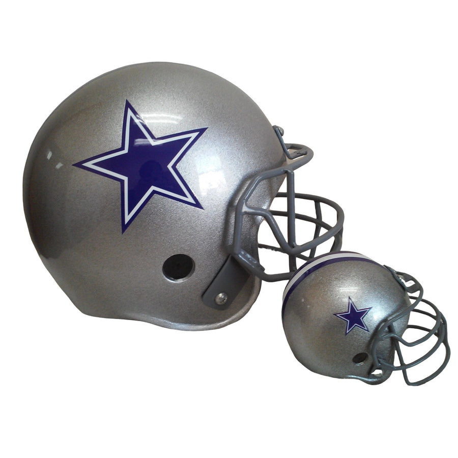Dallas Football Helmet Sharing Cremation Urn - 906