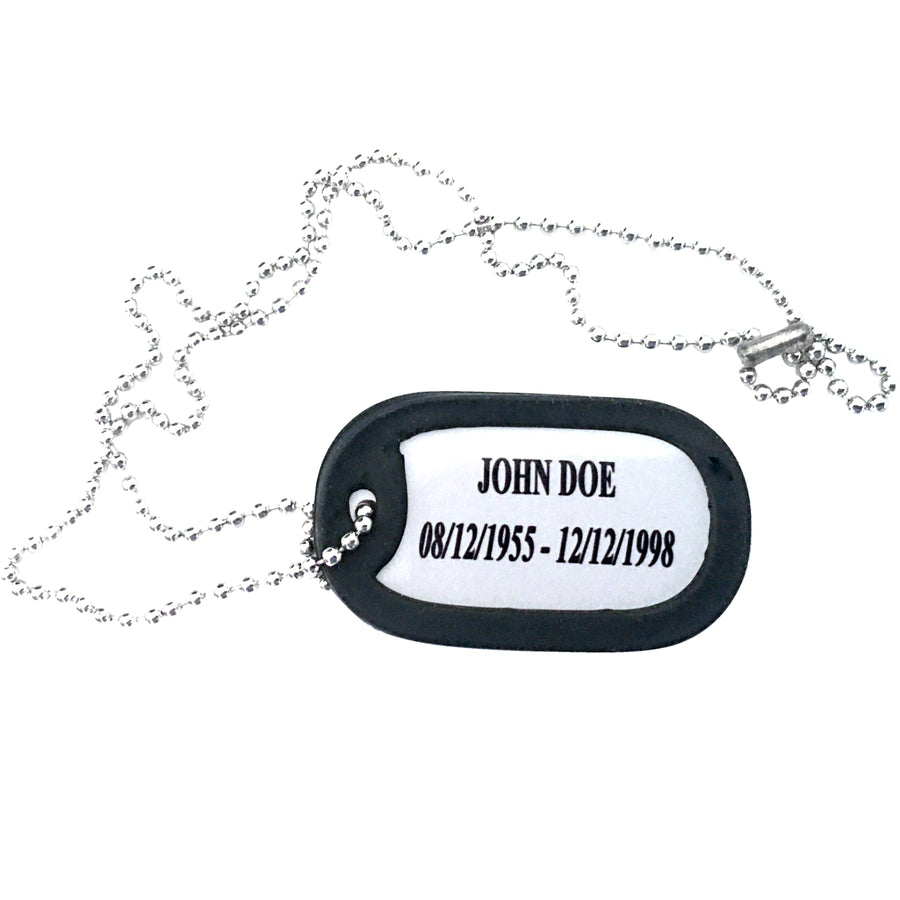Keepsake Dog Tag  - 1014