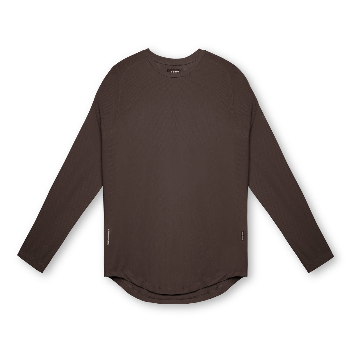 0149. Silver-Lite® Long Sleeve - Dark Earth