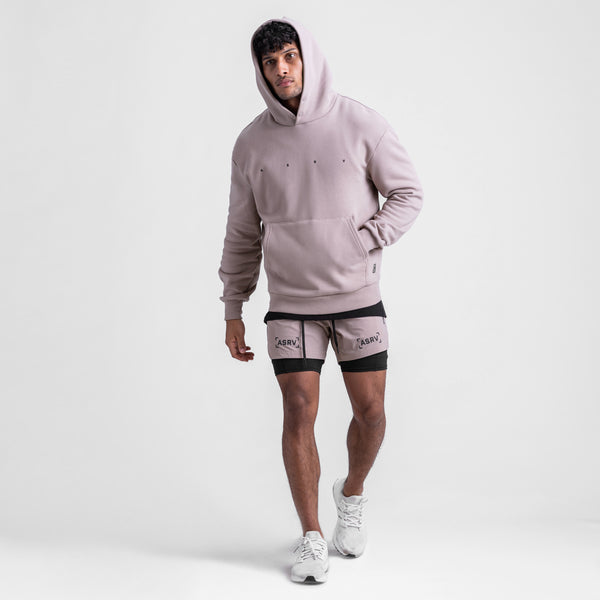 0438. RainPlus™ All Season Warm-Up Hoodie - Cinder