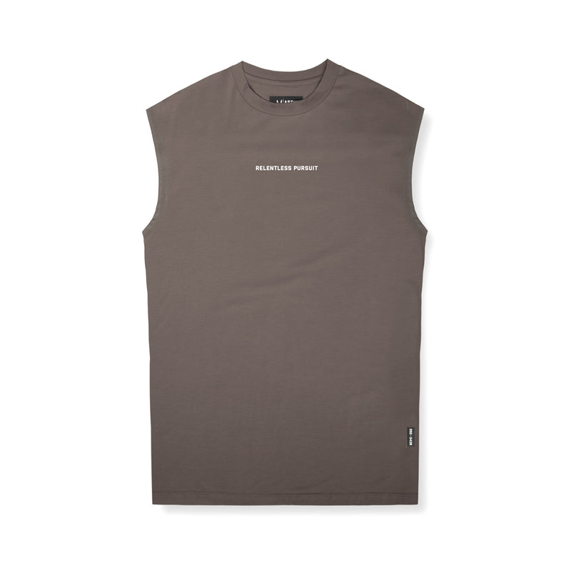 0439. Supima® Oversized Cutoff - Deep Taupe