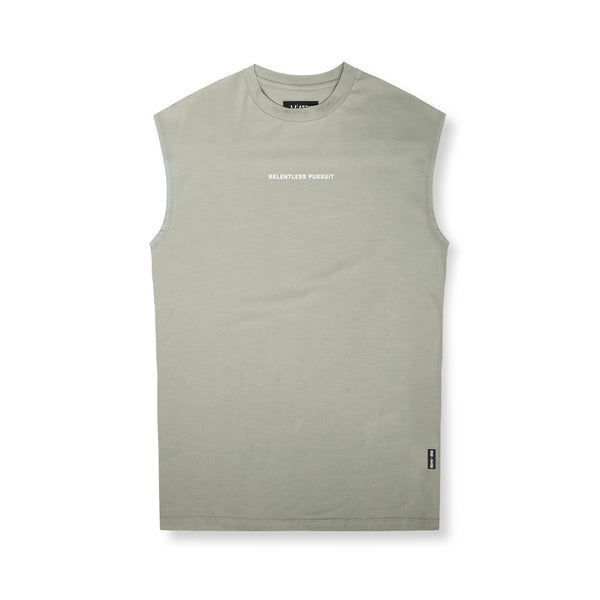 0439. Supima® Oversized Cutoff - Sage