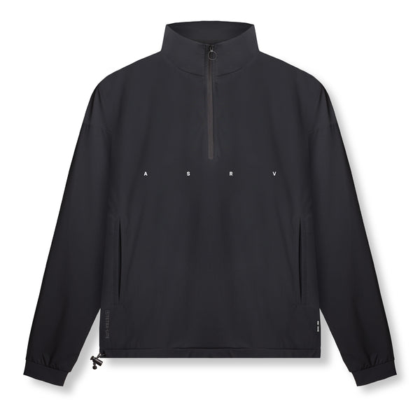 0440. TETRA-LITE® Quarter Zip Jacket - Black