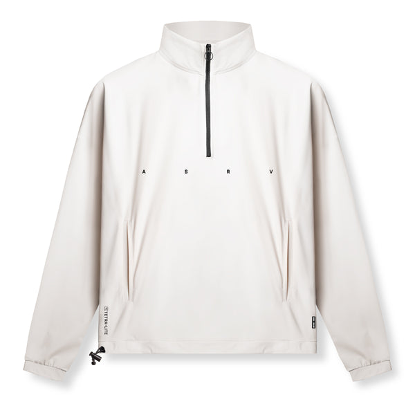0440. TETRA-LITE® Quarter Zip Jacket - Bone White