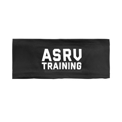 "0249. Silver-Lite® ""ASRV Training"" Headband - Black"