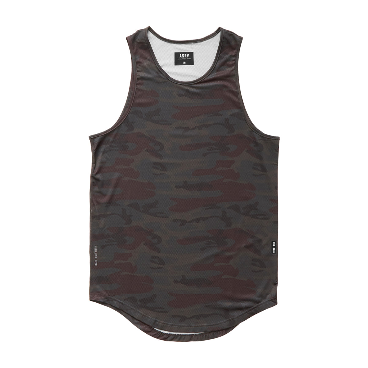 0146. Silver-Lite® Tank Top - Earth Camo