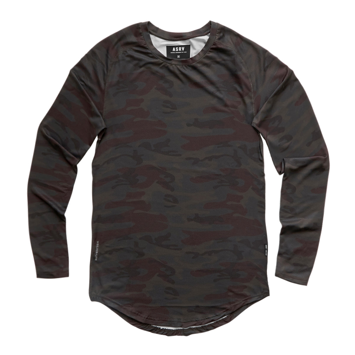 0149. Silver-Lite® Long Sleeve - Earth Camo