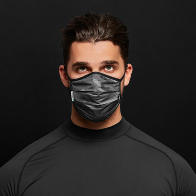 ViralOff® 3-Layer Reusable Mask (with Bag) - 6 Color Variety Pack