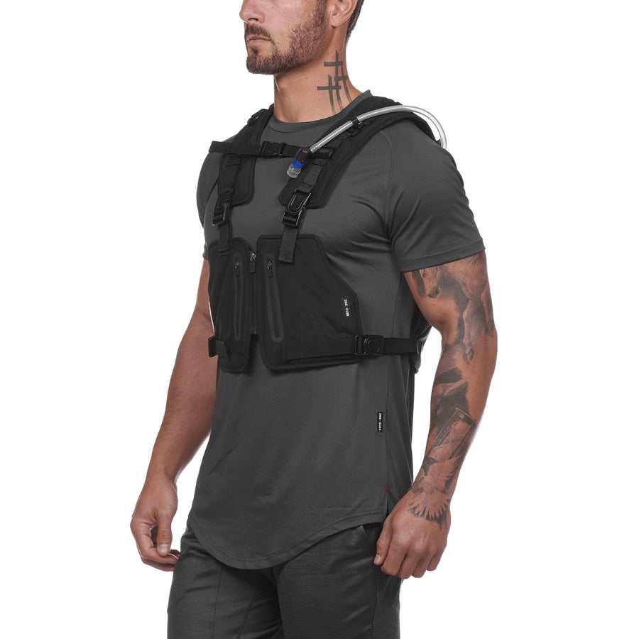 0198. Urban-Training™ Utility Vest Pack - Black