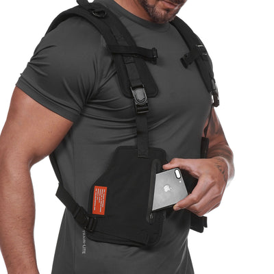 0198. Urban-Training® Utility Vest Pack - Black