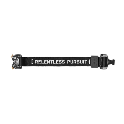 0277. COBRA® Buckle Relentless Pursuit Bracelet - Black
