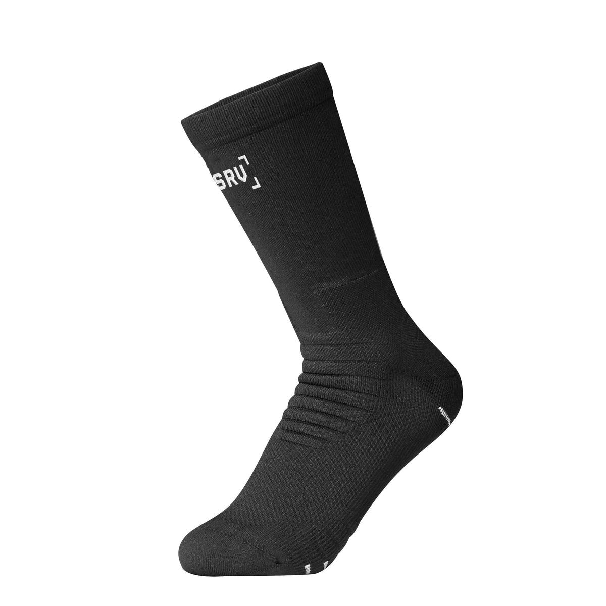 "Performance ""ASRV"" Crew Socks - Black"