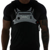 0213. Conditioning Chest Rig - White