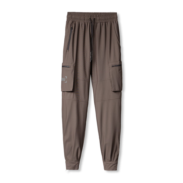 0352. TETRA® Cargo Ankle Snap Jogger - Dark Earth