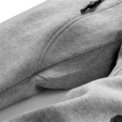0172. RainPlus™ Essential Fleece Jogger - Heather Grey