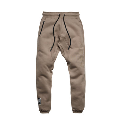 0172. RainPlus™ Essential Fleece Jogger - Greige