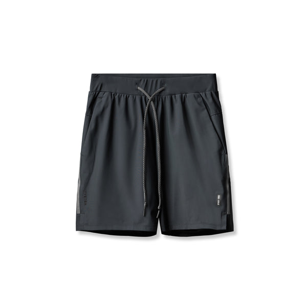 "0312. TETRA® 7"" Linerless Short - Black"