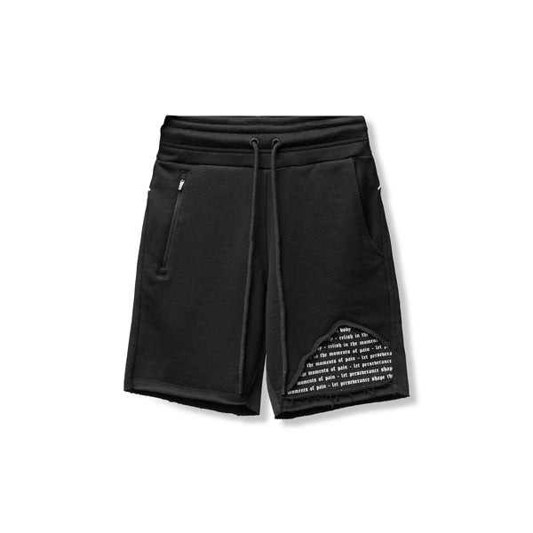 0307. Mantra Short - Black