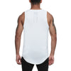 0146. Silver-Lite® Tank Top - White