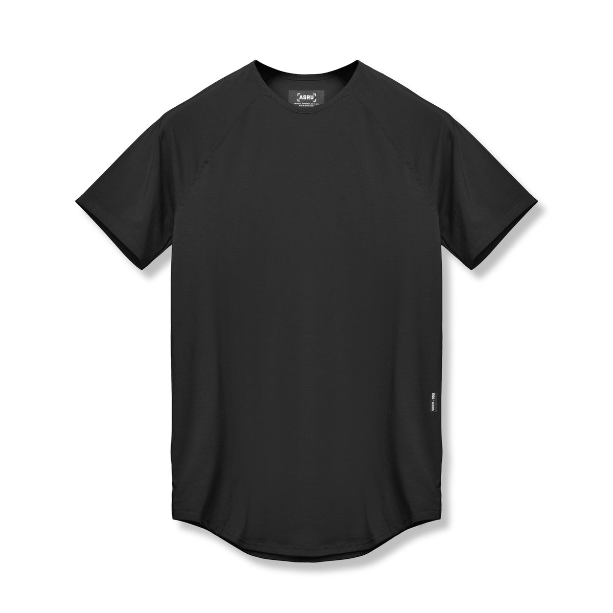 0395. Supima® Established Tee - Black