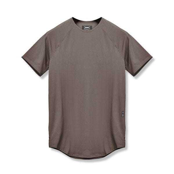 0395. Supima® Established Tee - Deep Taupe